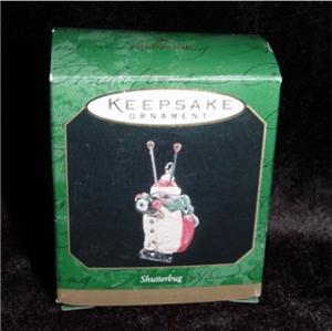 Shutterbug Hallmark Miniature Ornament (Image1)