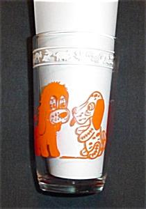 Swanky Swigs Dog Glass (Image1)