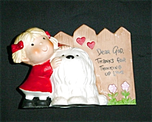 Enesco Dear God Figurine (Image1)