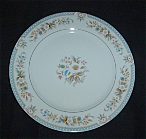 Society First Lady Dinner Plate (Image1)