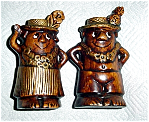 Tiki Salt and Pepper Shakers (Image1)