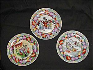 Overseas United LTD. Plates Set of 3 (Image1)