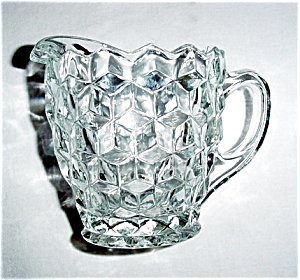 Cubist Pattern Creamer (Image1)