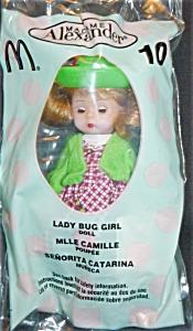 2003 McDonalds #10 Madame Alexander Doll (Image1)