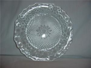 Octagon Glass Sandwich Plate (Image1)