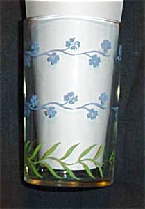 Swanky Swig Forget Me Not Glass (Image1)