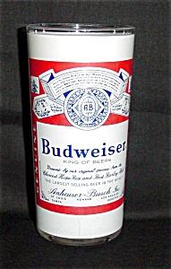 Budweiser Beer Glass (Image1)