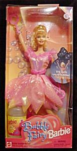 1998 Bubble Fairy Barbie Doll (Image1)