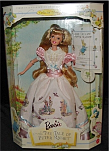 1997 Barbie and The Tale of Peter Rabbit Doll (Image1)