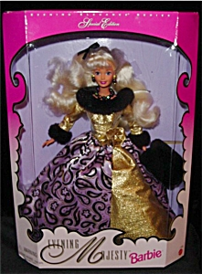 1996 Evening Majesty Barbie Doll (Image1)