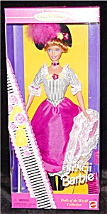 1996 French Barbie Doll (Image1)