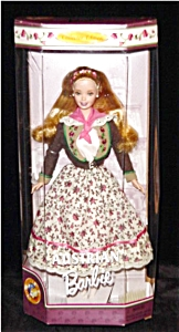 1998 Austrian Barbie Doll (Image1)