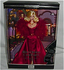 2001 Hollywood Cast Party Barbie Doll (Image1)