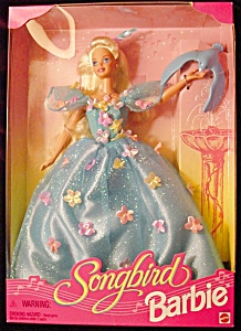 1996 Songbird Barbie Doll (Image1)