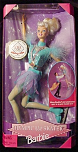 1997 Olympic Skater Barbie Doll (Image1)