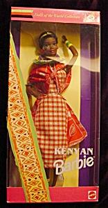 1993 Kenya Barbie Doll (Image1)