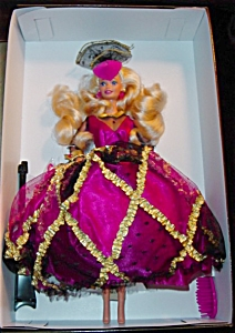 1993 Royal Invitation Spiegel Barbie Doll (Image1)