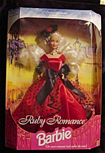 1995 Ruby Romance Barbie Doll (Image1)