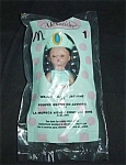 Click here to enlarge image and see more about item 1008s: 2004 McDonalds Madame Alexander  #1 Doll