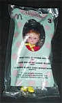 Click here to enlarge image and see more about item 1010s: 2004 McDonalds Madame Alexander #3 Doll