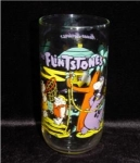 Click here to enlarge image and see more about item 1023: Flinstone Drinking Glasss