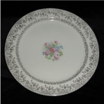 Click here to enlarge image and see more about item 1056:  USA Bread & Butter Plate