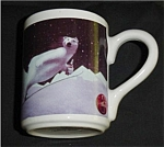 Click here to enlarge image and see more about item 105s: Gibson Coca Cola Mug