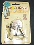 Click here to enlarge image and see more about item 1070s: Holly Hobbie Die Cast Miniature