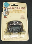 Click here to enlarge image and see more about item 1072s: Holly Hobbie Miniature Fire Place