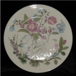 Click here to enlarge image and see more about item 1110: Gorham Farimeadows Dinner Plate