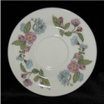 Click here to enlarge image and see more about item 1112: Gorham Fairmeadows Saucer