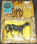 Click here to enlarge image and see more about item 1115s: 1976 Durham Diecast Horse #2