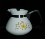 Click here to enlarge image and see more about item 1117: Corning Ware Tea Pot 6 cup