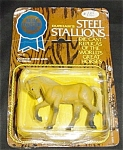 Click here to enlarge image and see more about item 1117s: 1976 Durham Diecast Horse #5