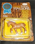 Click here to enlarge image and see more about item 1121s: 1976 Durham Diecast Horse #7