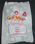 Click here to enlarge image and see more about item 1158s: McDonalds 2002 Madame Alexander #4 Series