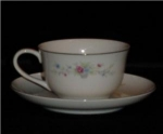 Click here to enlarge image and see more about item 1162: Florenteen Fantasia Cup  & Saucer Set