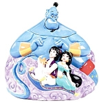 Disney Alladin Cookie Jar