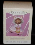 Click here to enlarge image and see more about item 119h:  Hallmark Easter Ornament
