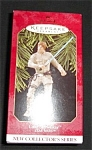 Click here to enlarge image and see more about item 1202s: 1997 Star Wars Luke Hallmark Ornament