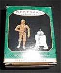 1997 Star Wars R2-D2 Hallmark Ornament