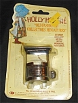 Click here to enlarge image and see more about item 1227s: Holly Hobbie Diecast Miniature Wishing Well