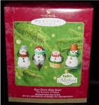 Click here to enlarge image and see more about item 123h: Race Down Main Street Hallmark Ornament