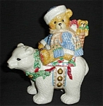 Click here to enlarge image and see more about item 1244s: Cherished Teddies Salt and Pepper Shakers