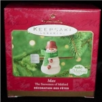 Click here to enlarge image and see more about item 124h: Max Hallmark Ornament