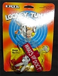 Click here to enlarge image and see more about item 1250s: 1989 Ertl Looney Tunes Bugs Bunny Diecast Car