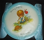 Click here to enlarge image and see more about item 1266s:  Gigi Collectors  Plate