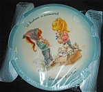 Click here to enlarge image and see more about item 1267s:  Gigi  Plate