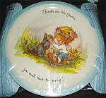 Click here to enlarge image and see more about item 1270s:  Gigi Collectors  Plate