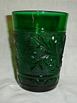 Anchor Hocking Green Sandwich  Glass